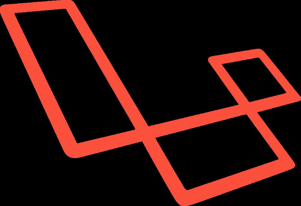 Laravel Slanted Logo